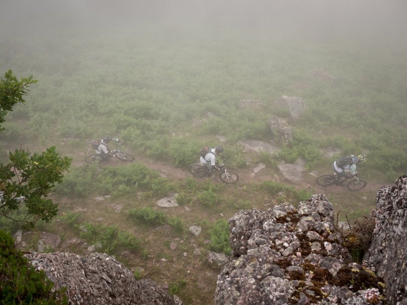 Mountain Biking in the Basque Country