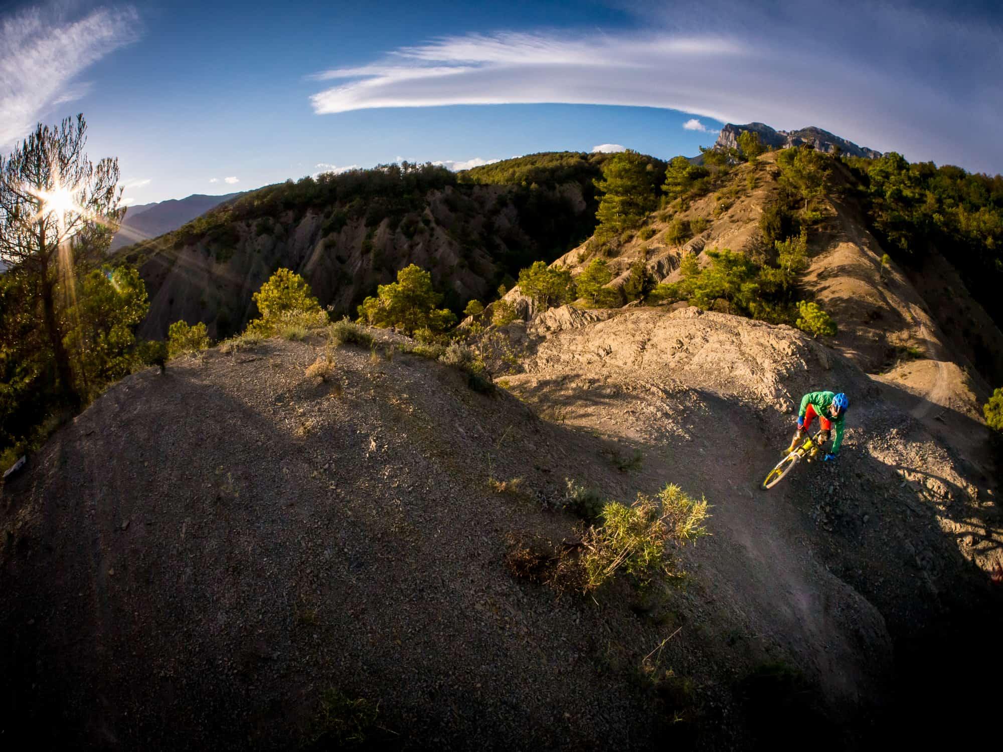 Ainsa Enduro mountain bike