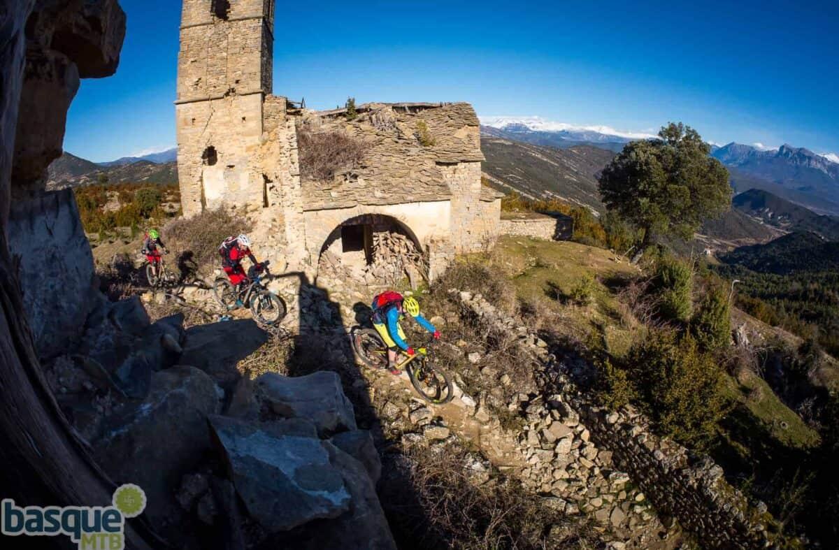 Winter Enduro Pyrenees