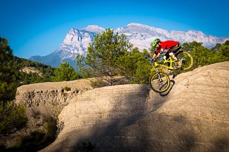 mountain bike holiday pyrenees
