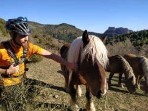 Eñaut mountain bike guide