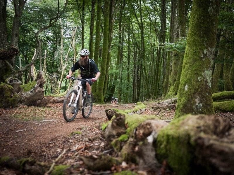 mountain bike holiday spain route guide