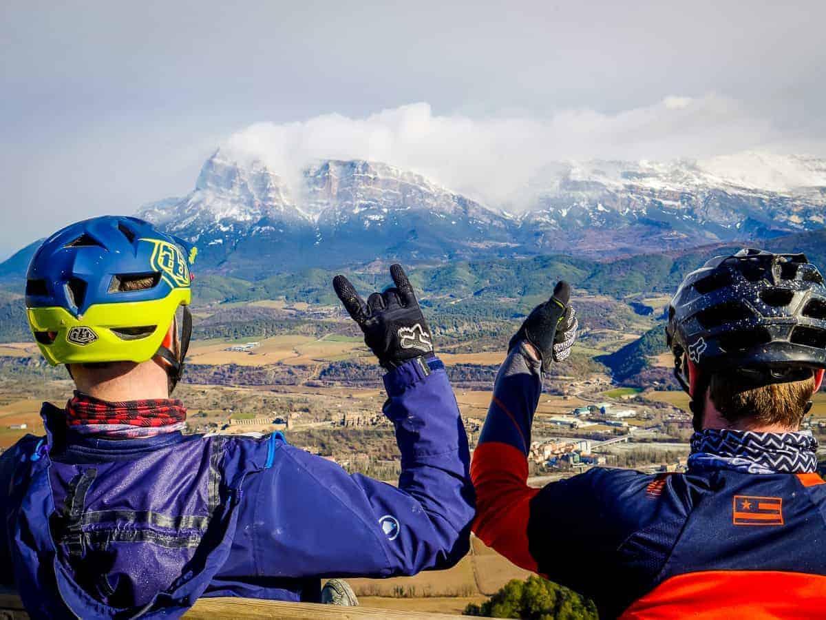 WInter Enduro Mountain Bike Holidays
