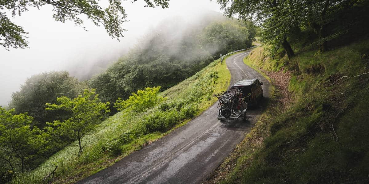 backcountry basque mountain bike holiday