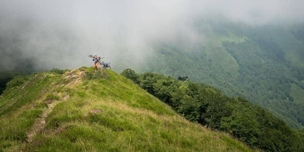 backcountry basque mountain bike tour