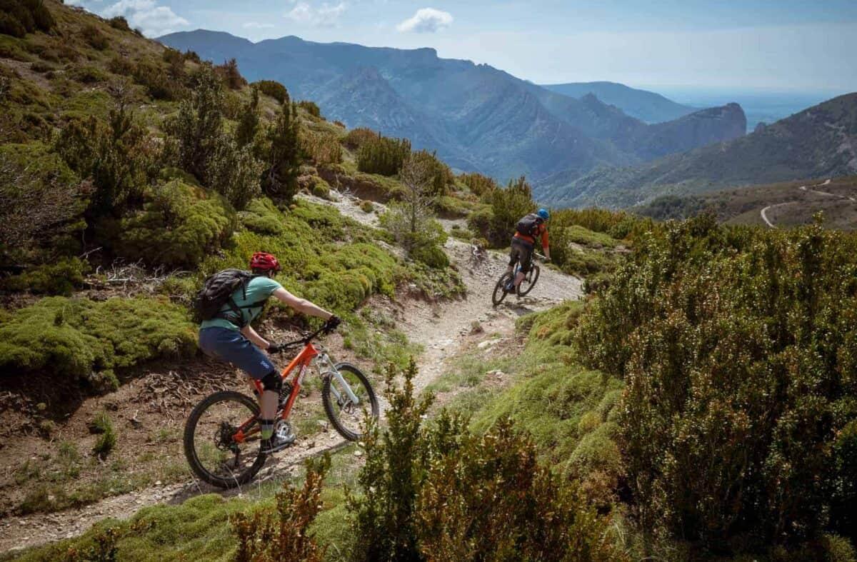 Backcountry Pyrenees Mountain Bike Holiday