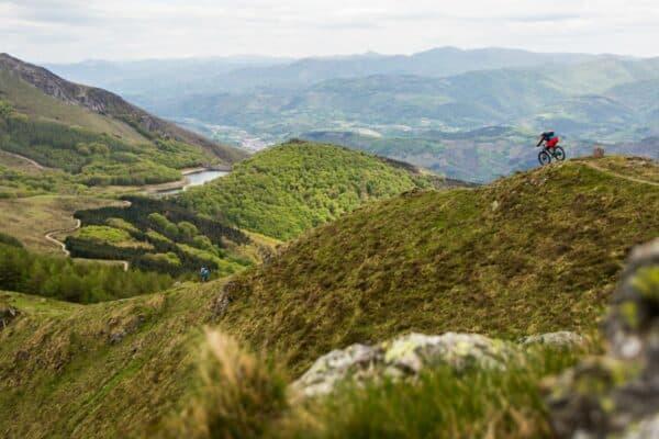 Backcountry Basque Coast Mountain Bike Tour