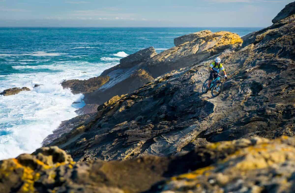Basque Coast Mountain Bike Holiday Spain
