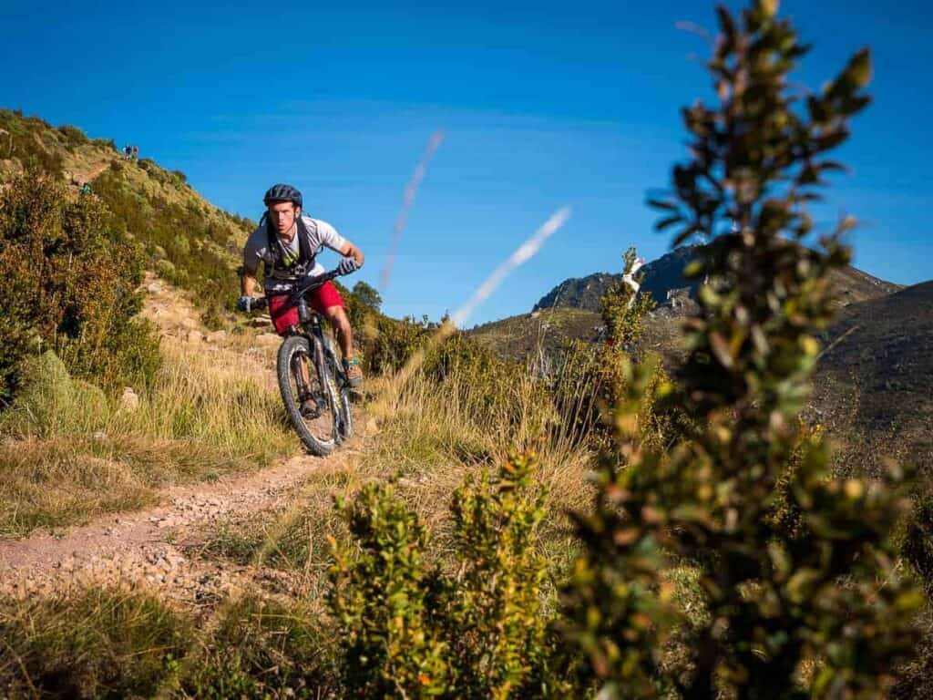 Backcountry Pyrenees Mountain Bike Videos