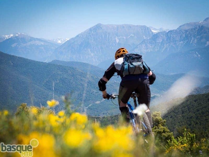 Pyrenees Mountain Bike Holidays