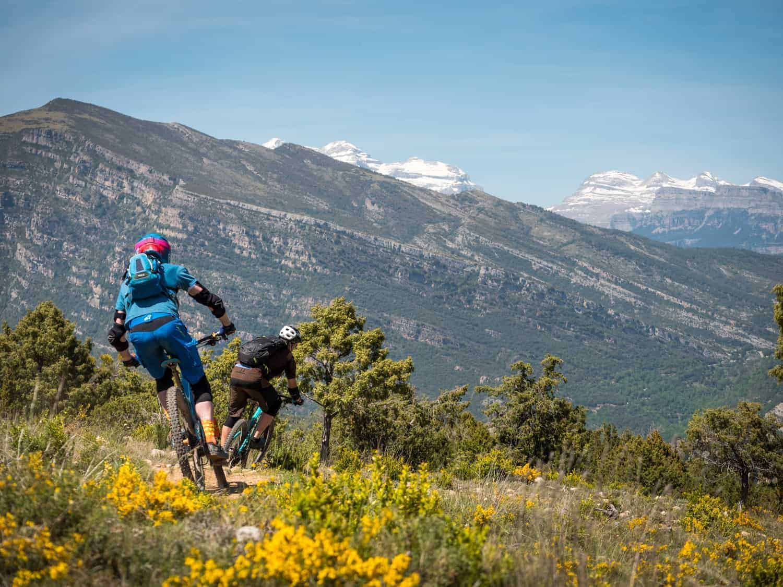 Backcountry Pyrenees MTB holiday