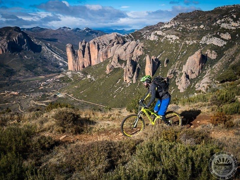 Backcountry Pyrenees Mountain Bike Holidays