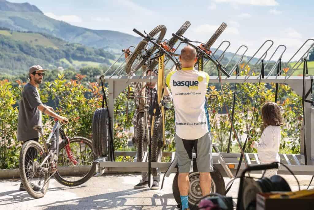 Basque Coast Mountain Bike Escapes