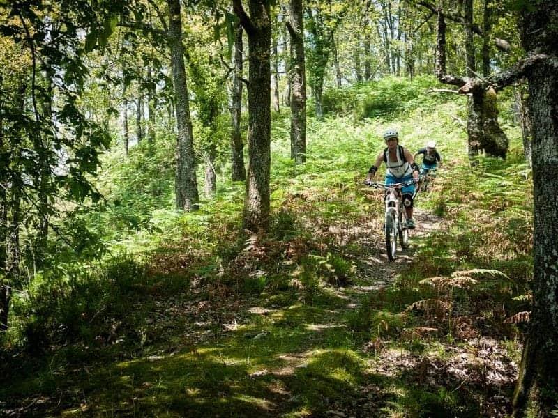 Great Rock Mountain Bike Skills Holiday