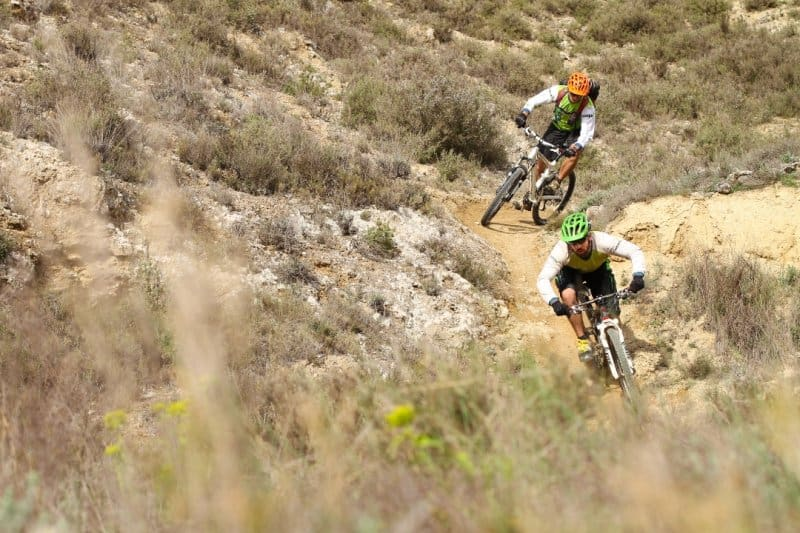 Backcountry Pyrenees Mountain Bike Tour