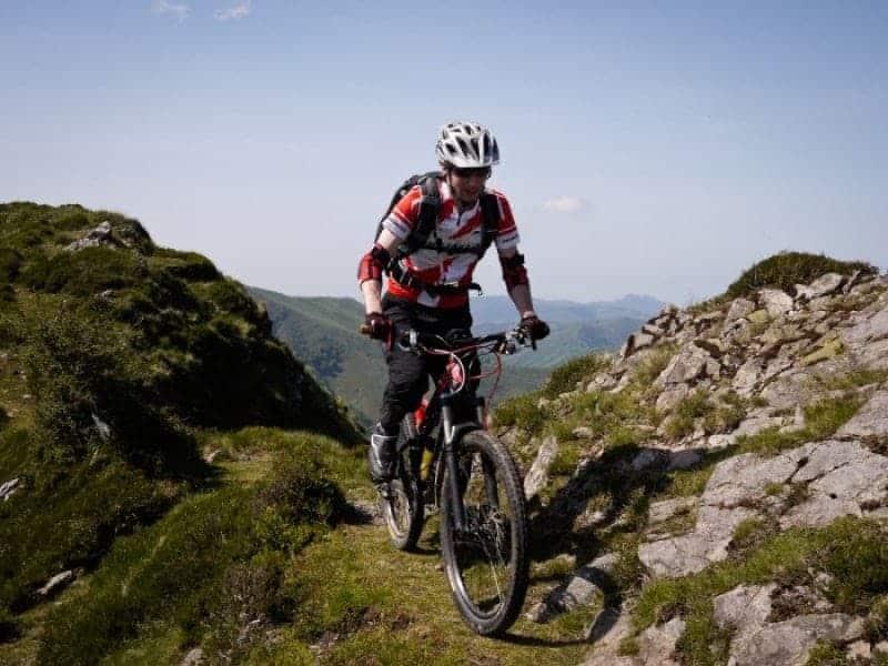 James on the Ridge