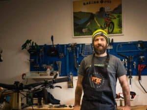 Doug mountain bike guide