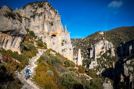 enduro mountain bike holiday