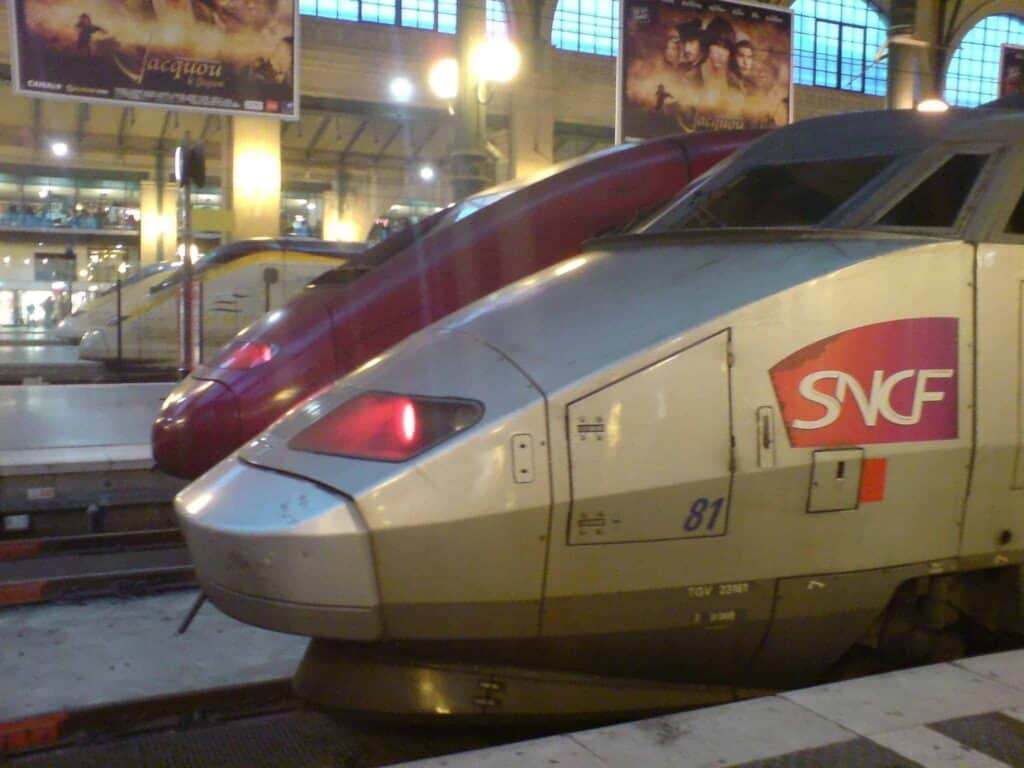 TGV - the fast one!