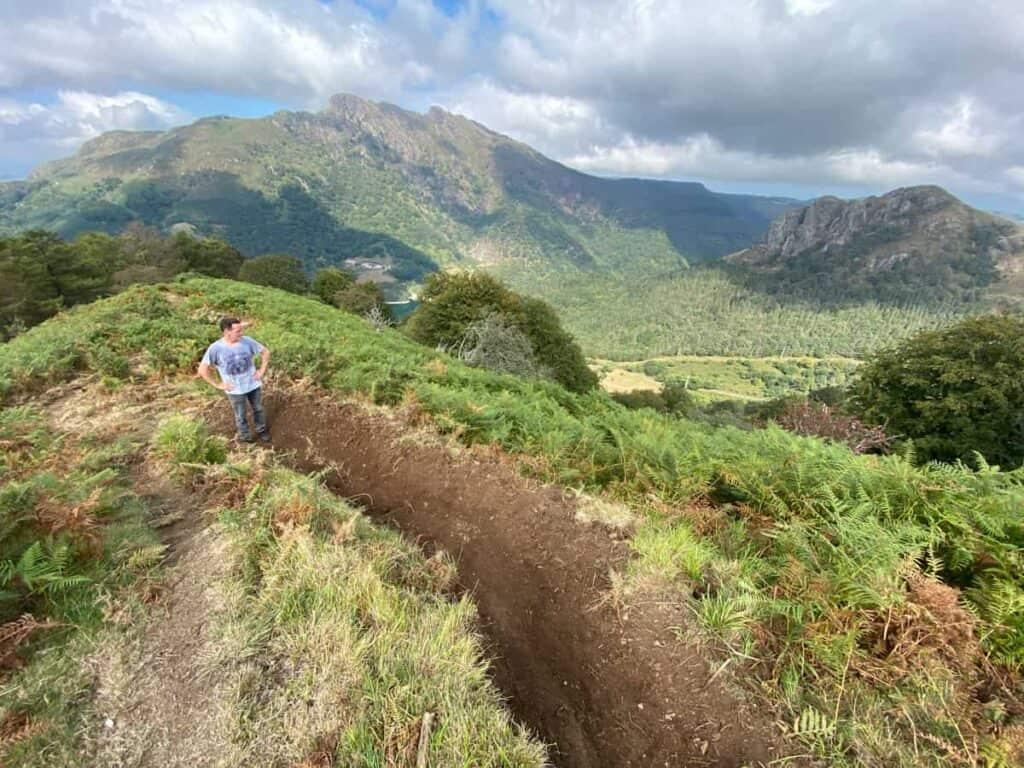 Favourite MTB Trails on the Basque Coast