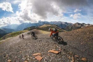 high pyrenees mountain bike holiday