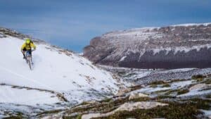 basqueMTB snow mountain biking