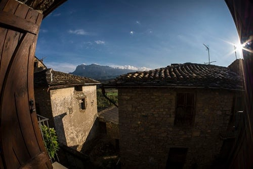 Backcountry Pyrenees Accommodation