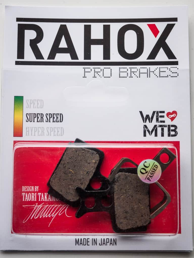 Rahox Mountain Bike Brake Pads
