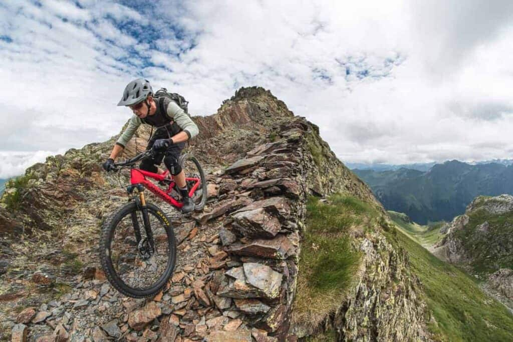 tour of aneto mountain bike adventure