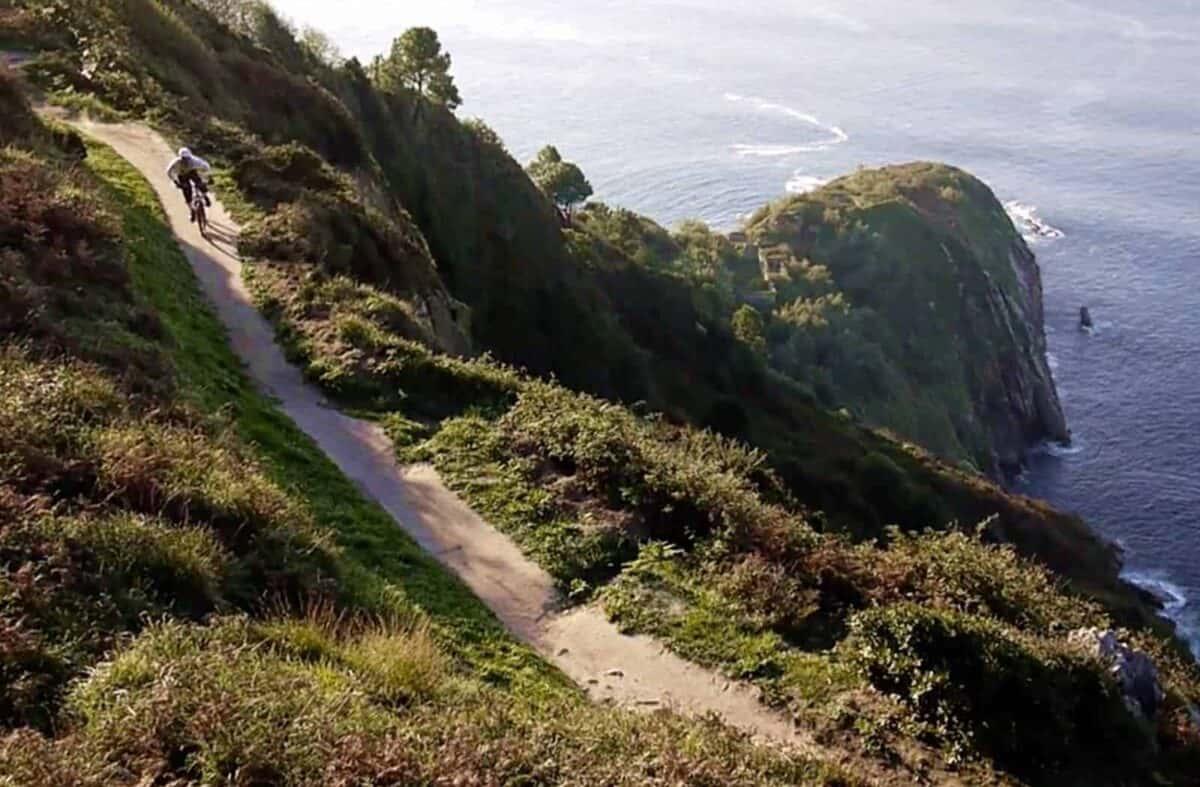 video basque coast basqueMTB eat ride repeat