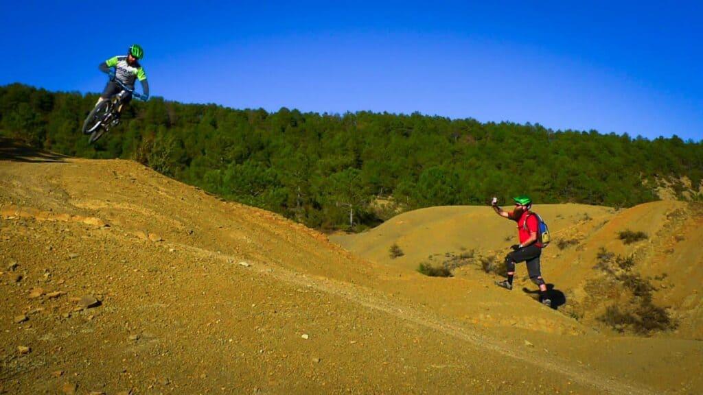 zona zero mountain bike history